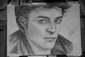 Robert Pattinson 1 by Jennsan89