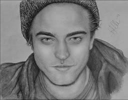 Robert Pattinson 3 by Jennsan89
