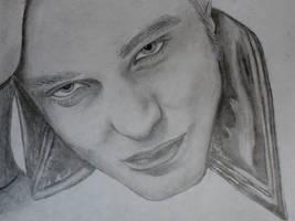 Rob Pattinson by Jennsan89