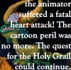 The cartoon peril was no more. by JLenoir