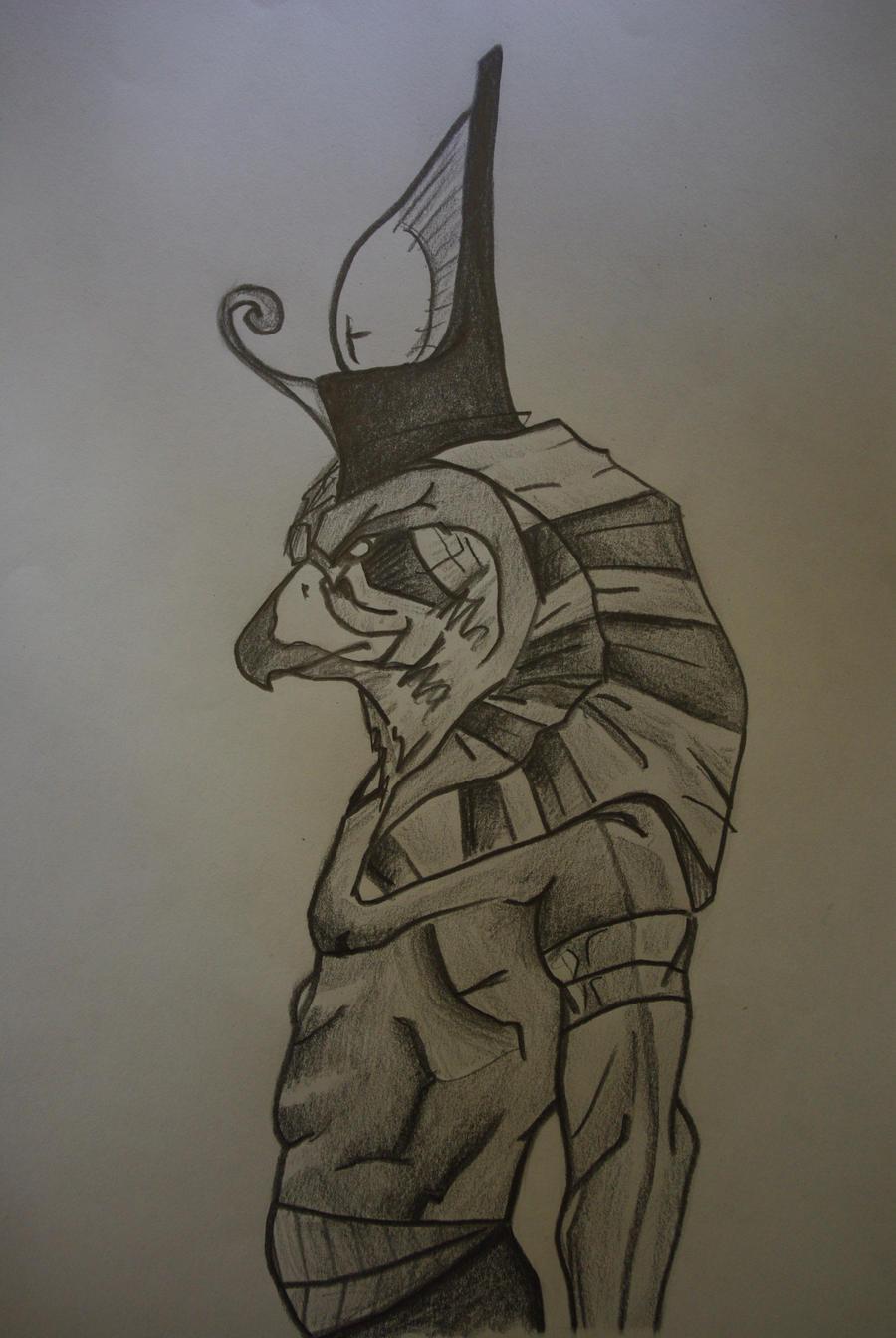 Egyptian God Horus Tattoo | www.imgkid.com - The Image Kid ...