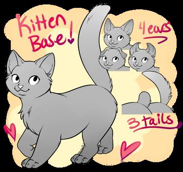 DSH Kitten [P2U] by Machati