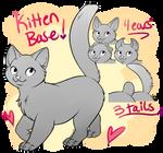 DSH Kitten [P2U]