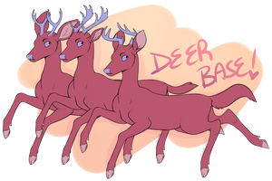 Deer Base For Sale [USD/POINTS] by Machati