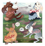 Rabbit Adoptables 3 [SOLD]