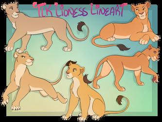 TLK Lioness Lines [P2U]