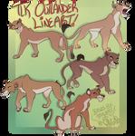 TLK Lioness Lines: Outlanders [P2U]