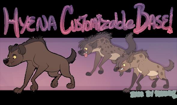 TLK Hyena Customizable Base [P2U]