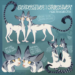 Cat Adoptables 21 [AUCTION - OPEN] by Machati