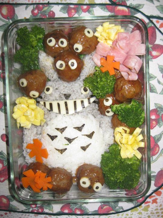 Totoro Bento by rltan888
