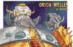 Orson Welles as Unicron