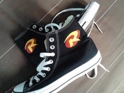Robin Sneakers by mieame