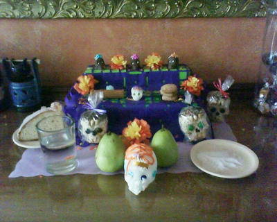 Ofrenda 2010 by mieame