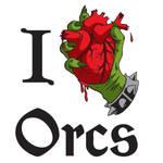 I Heart Orcs