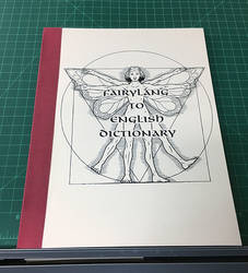 FairyLang Dictionary Proofreading Copy by JohnRaptor