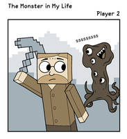 The Monster in My Life: Player 2