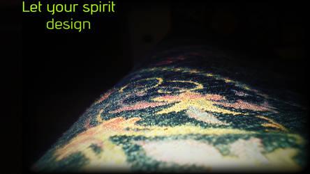 Let your spirit design