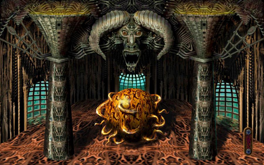 R'lyeh Undersea by savageworlds