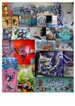 Graffiti montage...