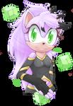 [Gift] Saphira the Hedgehog