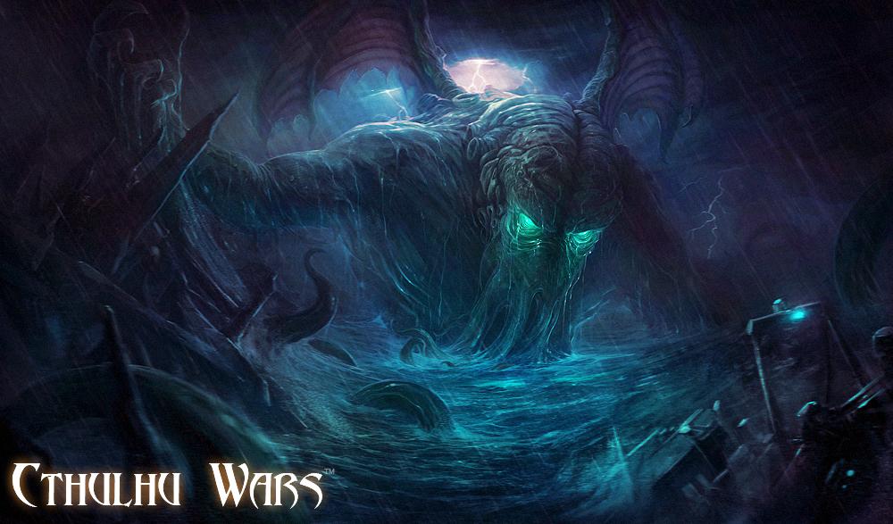 Hp Lovecraft Art Wallpapers: Cthulhu Wars By TentaclesandTeeth On DeviantArt