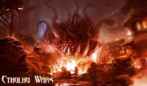 Cthulhu Wars - Shub Niggurath by TentaclesandTeeth