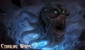 Cthulhu Wars - Hastur by TentaclesandTeeth