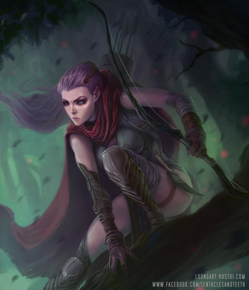 Ranger by TentaclesandTeeth