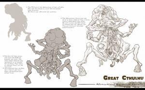 Abomination Model Sheet by TentaclesandTeeth