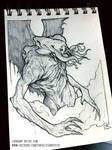 Cthulhu Sketch