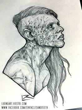 Female Portrait Sketch