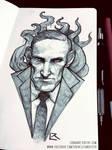 Lovecraft Sketch