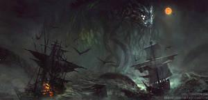 Dark Regions Cover