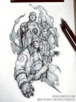 Hellboy BPRD