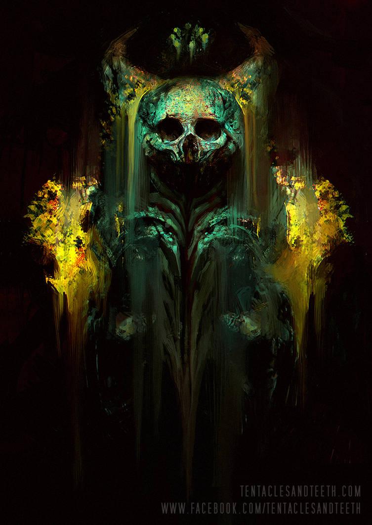 Death by TentaclesandTeeth