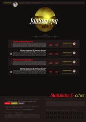 Fantasy rpg skin by DAMIANsoul