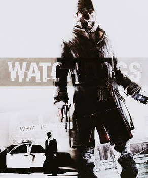 Movie Poster - Watch dogs