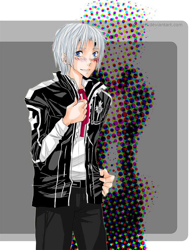 DGM: Lavi's Jacket by Nannerl