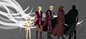 SW: The Dark Side by Nannerl