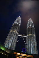 KLCC by Syakster