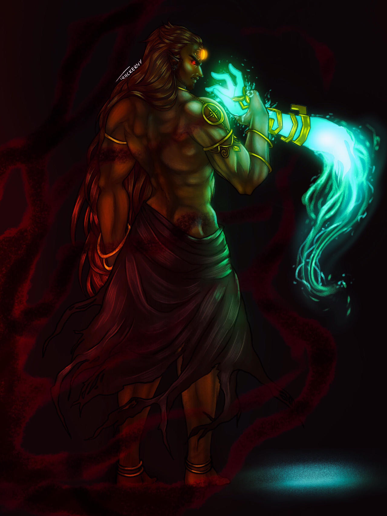 Rehydrated Ganondorf By Triickeryy On Deviantart