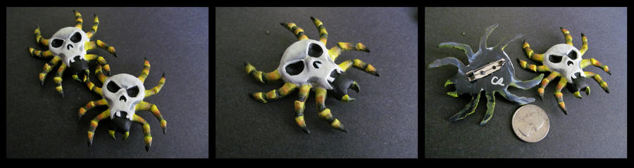 Legend of Zelda Skulltula Pin by Riskyo