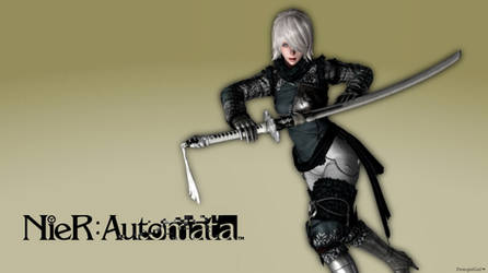 YoRHa Type A No.2-Destroyer Outfit (03)