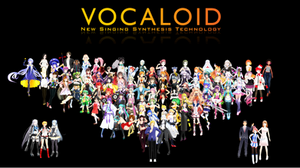 VOCALOID by slyfan1030