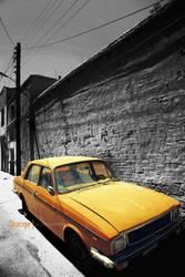 Orange by a63