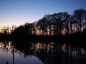 Another Louisiana Sunset
