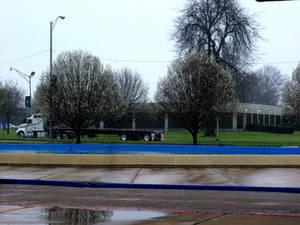 The Day It Snowed In Monroe