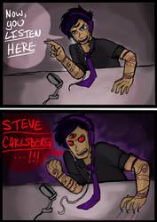 STEVE CARLSBERGGGGGGHHHH...