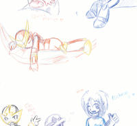 Pchat: Robot Masters by Chaos-Blue