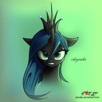 MLP: Chrysalis by Stardep